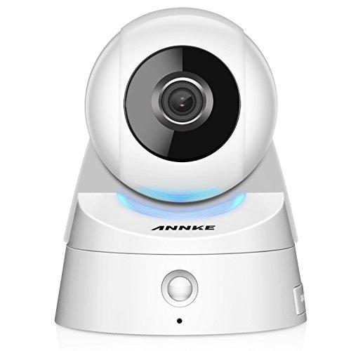 ANNKE IP Camera HD 1080P  WiFi Security Camera with New PIR