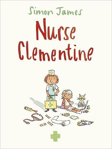 c39e83a80117e Nurse Clementine  Simon James  9780763663827  Amazon.com  Books