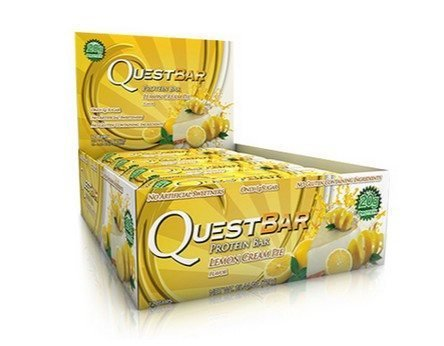 quest lemon bars - 9