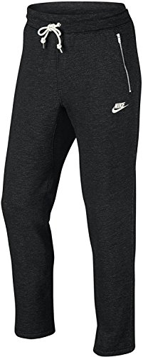 Nike Mens M NSW LEGACY PANT FT 805148-091_M - CARBON HEATHER/SAIL