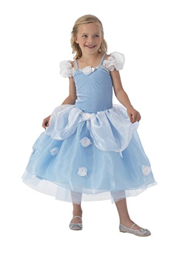 KidKraft Blue Rose Princess Dress Up Costume - S