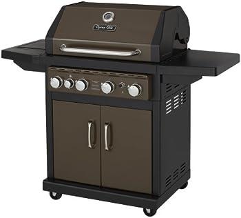 Dyna-Glo 60,000 BTU 4-Burner Propane Gas Grill
