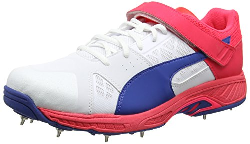 De Cricket Homme bright White Puma 06 Blanc true Evospeed Plasma puma Blue B Chaussures qwxIt1
