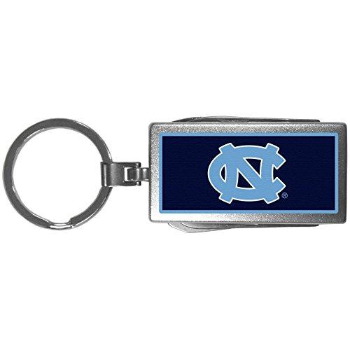 Siskiyou Sports NCAA North Carolina Tar Heels Multi-Tool Key Chain