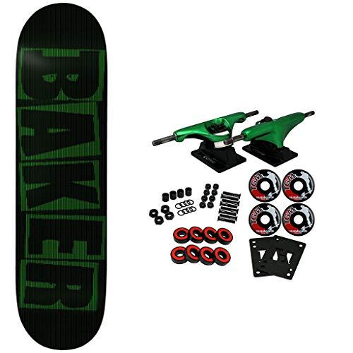 Baker Skateboard Complete Ostrander Oracle B2 ()