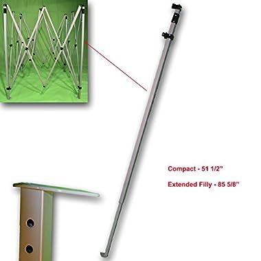 Quest Q64 10u0027 x 10u0027 SLANT LEG Instant Up Canopy EXTENDED ADJUSTABLE LEG Parts  sc 1 st  GoSale.com & quest 10x10 replacement canopy | Compare Prices on GoSale.com