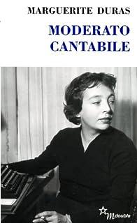 Moderato cantabile, Duras, Marguerite