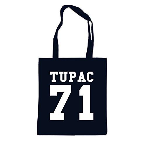 Tupac 71 Bag Black