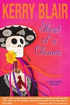 book cover of Ghost of a Chance