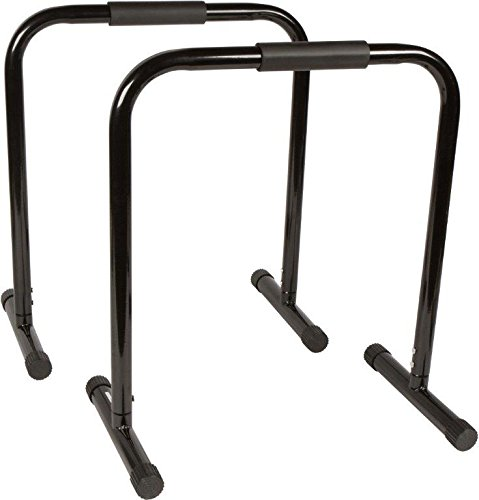 Trademark Innovations 28.5'' Dip Station Bars for Fitness Exercise by Trademark Innovations