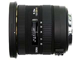 Sigma 10-20mm f/3.5 EX DC HSM ELD SLD Aspherical Super Wide Angle Lens for Nikon Digital SLR Cameras (B002D2VSD6) | Amazon price tracker / tracking, Amazon price history charts, Amazon price watches, Amazon price drop alerts