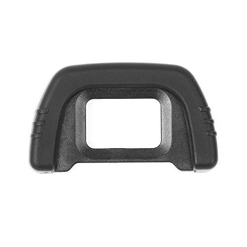 Dukars Eyepiece Eyecup Replacement Viewfinder Protector for Nikon DK-21 D7000 D90 D200 D300 D80 D70s D70 D600 D40 D50 by Dukars (Image #1)