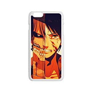 Brown distinctive boy Cell Phone Case for Iphone 6