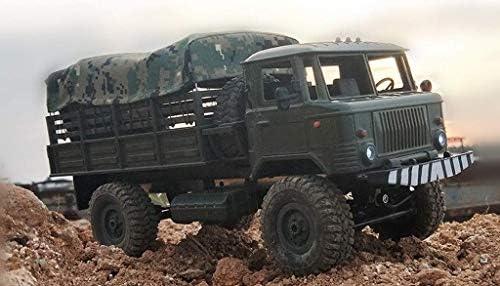 WPL B-24 GAZ-66 1//16 telecomando Militari Camion 4 Ruote motrici fuori strada RC Auto