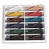 Nasco/PRISMACOLOR Premier Colored Pencil Classroom Pack - 12-Color Set - Youth and After School Education Program - 9716537