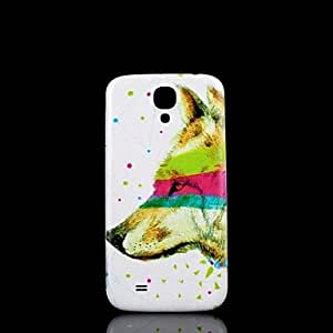 qyf Samsung S4 Mini I9190 compatible Graphic/Special Design Plastic Back Cover