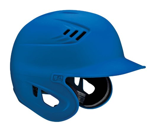 Coolflo Helmet (Rawlings Coolflo XV1 Helmet (Matte Royal, Large))