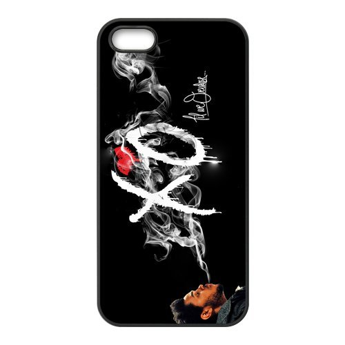 Customiz The Weekend XO Back Cover Case for iphone 5 5S (Create Your Own Phone Case Iphone 5)
