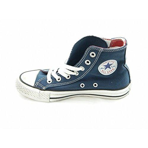 Converse Chuck Zip Flag Chaussures de sport montantes Bleu