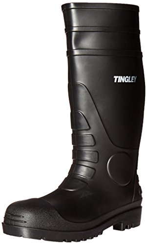 TINGLEY 31151 Economy Kneed Boot for Agriculture, 15-Inch, Size 9, -