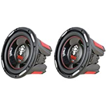 "PAIR BOSS AUDIO P106DVC 10"" 4200W DVC Car 2) Subwoofers"