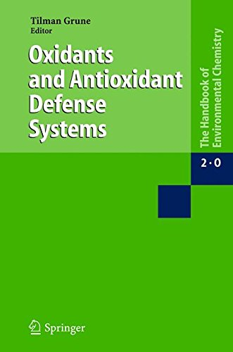 Download Oxidants and Antioxidant Defense Systems (The Handbook of Environmental Chemistry) pdf