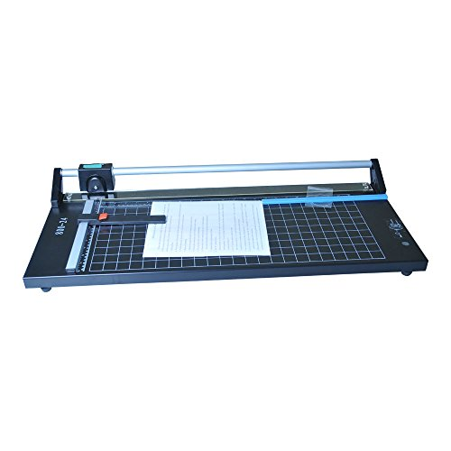 (Precision Rotary Paper Cutter Trimmer, Professional Sharp Photo Paper Cutter Heavy Duty (36 inch))
