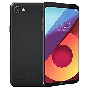 "LG Q6 Plus + M700H - Smatphone 64GB, 4 Gb Ram, Cámara de 13 MP, Android, 7.1.1, Pantalla 5.5"", FHD+α (2160 x 1080), Desbloqueado - Negro"