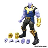 Figuarts Thanos Avengers: Infinity War Action Figure - Thanos Action Figure - Super Villain Action Figure - High 6.3 Inches