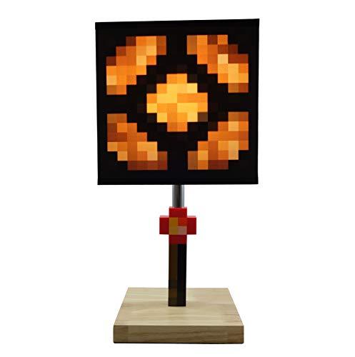 Minecraft Glowstone Lamp]()