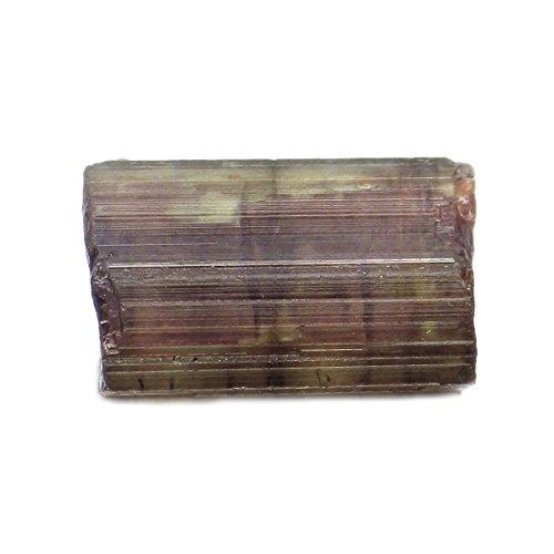 - thaigeneration 7.83 Ct. Unheated Natural Rough Crystal Tricolor Blue Pink Green Tourmaline Specimen Gemstone
