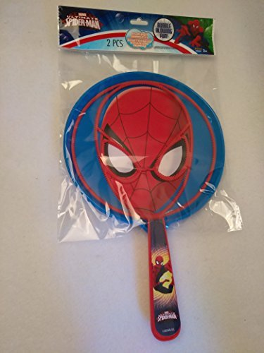 Spiderman Spider-man Bubble Wand 2 Piece Blowing Fun Kids Summer Spring - 5 Street Nyc Spring