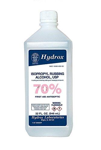 Hydrox 91 Isopropyl Rubbing Alcohol (1)