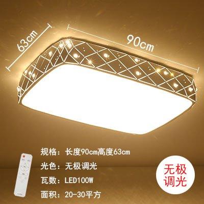 BRFVCS ceiling light Moderno y minimalista de luces LED ...