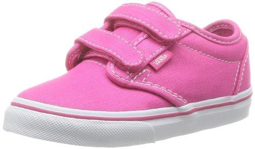 Vans Atwood V Infant Girls Sneakers Trainers Skate Shoes - UK 9 (Vans Girls Skateboard Shoe)