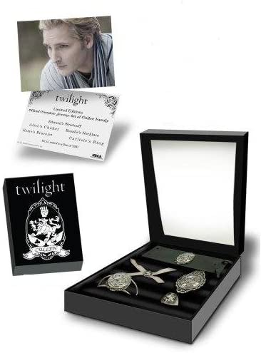 B001HX4MCG Twilight Limited Edition Official Complete Jewelry Set of the Cullen Family 41LkY9AujPL.
