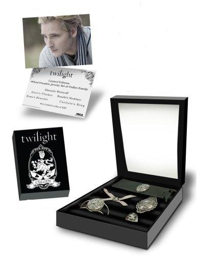 Twilight Limited Official Complete Jewelry