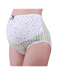 FEITONG Pregnancy Maternity Women Underwear Panties Underpants