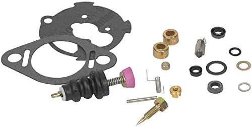Carbman Carburetor Rebuild Repair Kit for Zenith Bendix Pre-76 for Carb FX FL Replaces 27132-71