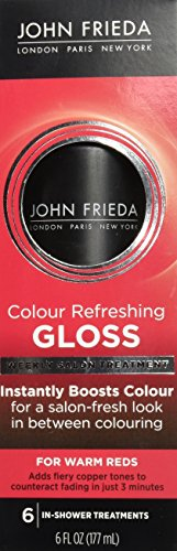 John Frieda Colour Refreshing Gloss, Warm Red, 6 Ounce by John Frieda PFC (Image #3)