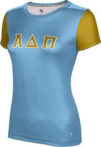(ProSphere Alpha Delta Pi Women's Performance T-Shirt (Crisscross) B8874 (Large))