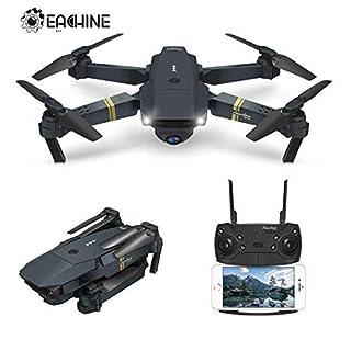 EACHINE E58 WiFi FPV RC Quadcopter Batterie 3.7V 500MAH Ricambi per batterie Lipo per drone Gelisure