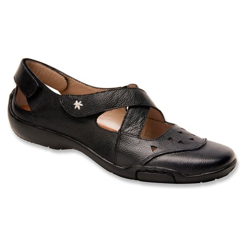 Ros Hommerson Mujeres Carrie Flats Black
