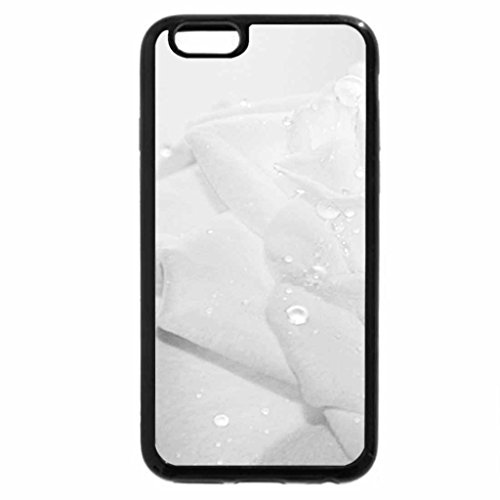 iPhone 6S Plus Case, iPhone 6 Plus Case (Black & White) - Porcelain