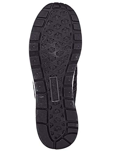 Unisex KangaROOS sockenähnlichem Sneaker Einstieg Schwarz W mit 500 Grau by xUdrPqx