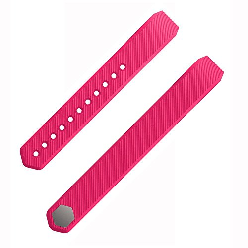 Etoper Silicone Accessories Replacement WristbandBandsSize Small Pink