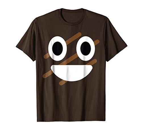 Poop Emoji Halloween DIY Costume Funny -