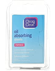 CLEAN & CLEAR Oil Absorbing Sheets 50 Each (Pack of 3)