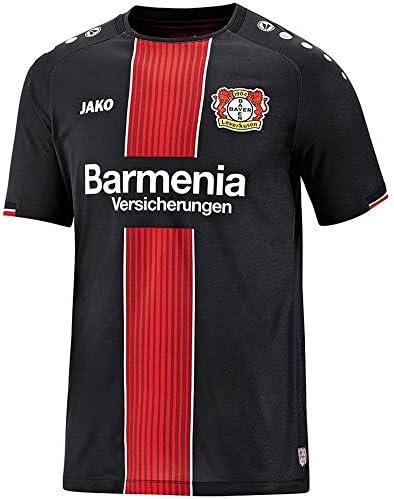 JAKO Heimtrikot 2018/2019 Camiseta Local del Bayer 04 Leverkusen ...