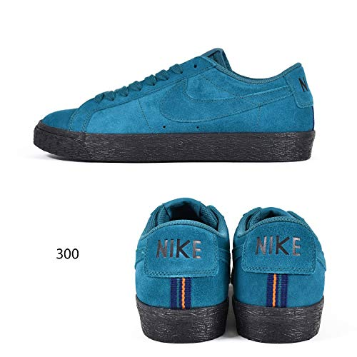 Teal SB Geode Low Homme 001 Teal Multicolore NIKE Black Sneakers Zoom Geode Blazer Basses HwdqBxP